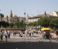 El uso del viaje organizado experimenta un fuerte descenso del 7% en febrero entre los turistas que han llegado a España