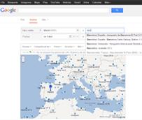 Google pone en marcha en el mercado español su buscador de vuelos, que redirige a las 'web' de aerolíneas o agencias