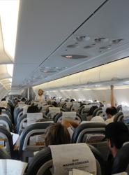 Las compañías aéreas europeas incrementarán cerca de un 5% sus plazas de largo recorrido esta temporada de verano