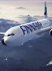 La compañía aérea Finnair introduce un nuevo servicio de facturación en las redes sociales