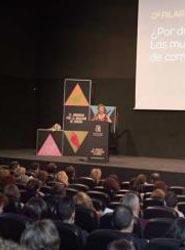 El Centro de Congresos de Elche acoge unas jornadas sobre el papel de los 'mass media' en la lucha por la igualdad