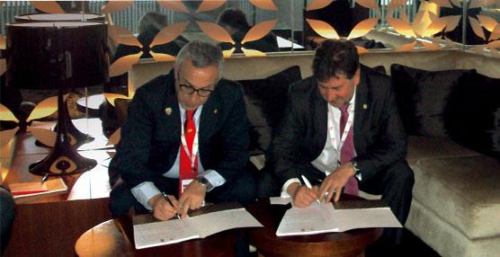 El Comité Olímpico Español y Eurostars firman un acuerdo para el alojamiento de los miembros del COE