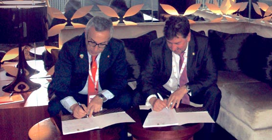 El Comité Olímpico Español y Eurostars Hotels firman un acuerdo que beneficiará a los miembros del COE