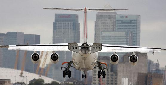 London City Airport obtiene la Airport Carbon Accreditation gracias a la reducción de emisiones de CO2
