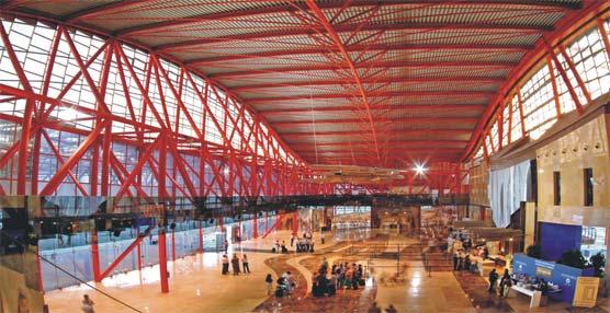 El Palacio de Congresos de Málaga consolida su compromiso medioambiental  con medidas que reducen el consumo energético un 24%