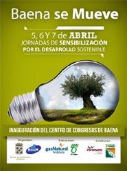 El Centro de Congresos de Baena será inaugurado el viernes por el consejero de Agricultura de Andalucía, Luis Planas