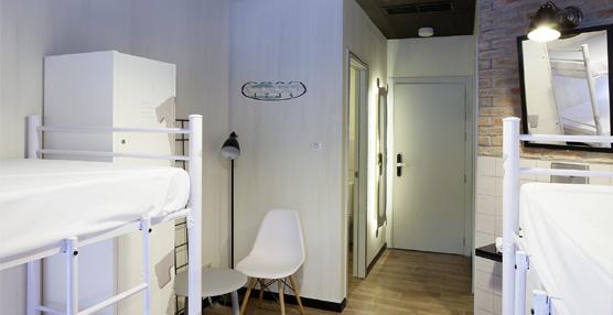 Room007 Hostels propone ''una forma diferente de visitar una ciudad', con alojamientos económicos en el centro