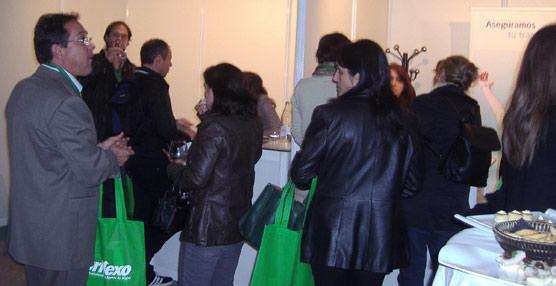 Los agentes de viajes conocen las novedades y ofertas de un selecto grupo de proveedores en el Salón TurNexo Andalucía