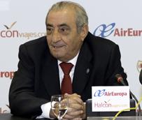 Hidalgo afirma que Globalia 'va mucho mejor' gracias a las medidas de ahorro y al 'hueco dejado por Iberia'