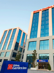 Hilton Garden Inn desembarca en Sevilla con un establecimiento de cuatro estrellas y 140 habitaciones
