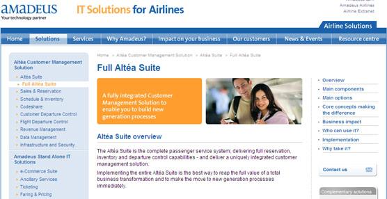 Amadeus entra en el segmento de la fidelización de clientes de aerolíneas con la adquisición de Hitit Loyalty