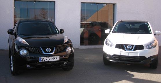 La empresa de alquiler de coches Sixt incorpora a su flota española los modelos Nissan Qashqai y Juke