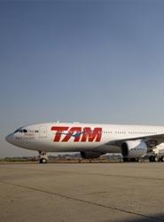 La compañía TAM Airlines ofrece el 'check-in' a través del móvil en vuelos de São Paulo a Madrid