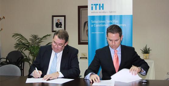 ITH firma un convenio con la Asociación Internacional de Facility Management en España