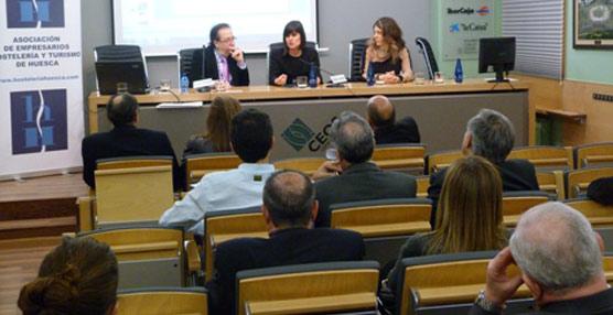 La Asociación de Hostelería y Turismo de Huesca lanza un mensaje de optimismo y unidad en su Asamblea Anual