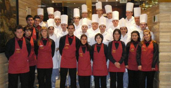 Meliá Hotels International contrata a todos los alumnos de sus escuelas en Sevilla, Granada y Sierra Nevada
