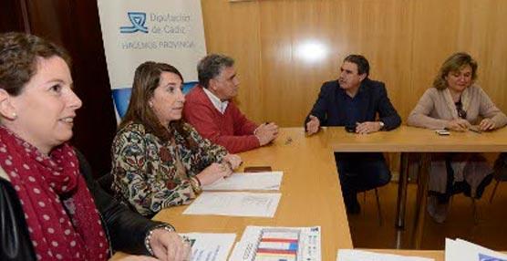 La Diputación de Cádiz presenta a los empresarios el Plan de Promoción del Turismo de Congresos para este año