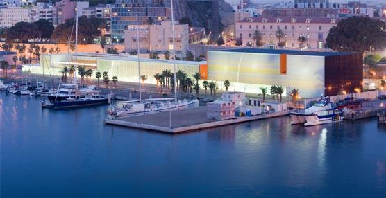 El Batel de Cartagena es protagonista de un reportaje de televisión gracias a su diseño arquitectónico