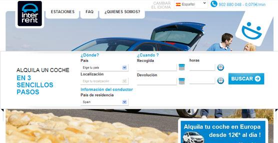 Europcar busca aprovechar el crecimiento del mercado de alquiler de vehículos 'low cost' con su nueva marca InterRent