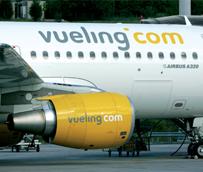 IAG controlará más del 90% de las acciones de Vueling, que se integrará en el grupo aéreo como una aerolínea independiente