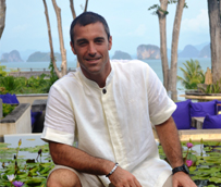 El español Jordi Argüelles Jules es el nuevo director del Six Senses Yao Noi en Tailandia, establecimiento de cinco estrellas