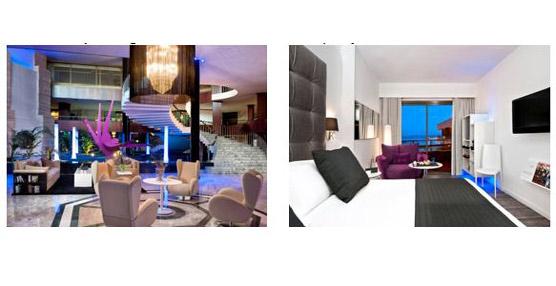 Meliá Palas Atenea renueva 200 habitaciones y transforma el lobby con la finalidad de abrirse al público residente