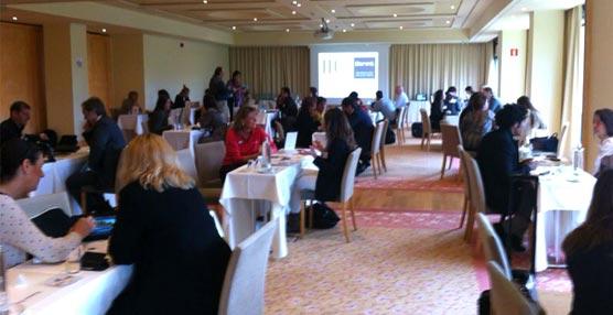 Compradores internacionales y proveedores baleares mantienen numerosas entrevistas de negocio en el Iberian MICE Forum