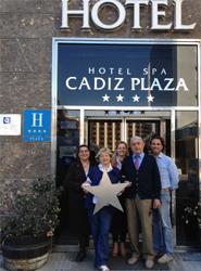 El Hotel Spa Cádiz Plaza consigue su cuarta estrella en un intento de atraer clientes de nuevos mercados