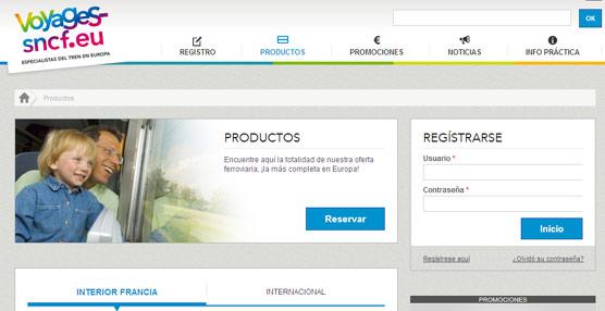 La nueva 'web', disponible en diez idiomas, permite acceder a un mayor número de ofertas.
