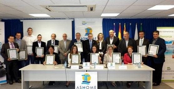 19 establecimientos hoteleros reconocidos por su contribución a la sostenibilidad territorial a través del turismo