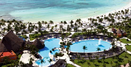 Barceló Maya Beach Resort.