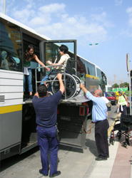 El Programa de Vacaciones de Imserso-Cocemfe permitirá viajar a unas 1.250 personas con discapacidad este año