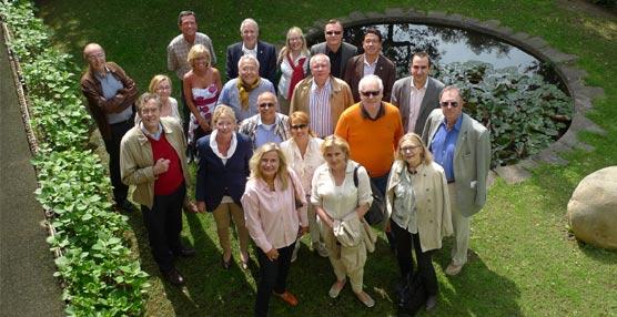 La junta directiva de la asociación internacional de directores de escuelas de hotelería se reúne en Sant Pol de Mar