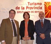 La Diputación y el Ayuntamiento de Sevilla colaborarán en la promoción del Sector MICE en España y a nivel internacional