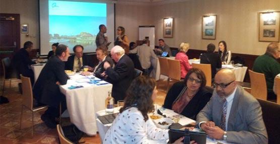 La ciudad de Alicante presenta en Londres sus atractivos como destino vacacional y de Turismo de Congresos e Incentivos