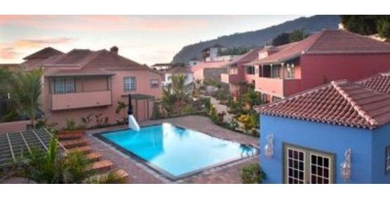 El Hotel Hacienda de Abajo de La Palma se incorpora a la cadena VIK hotels group manteniendo su nombre
