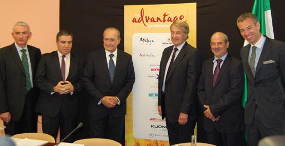 Cerca de 500 agentes de viajes procedentes de Reino Unido acuden a Málaga con motivo del congreso de Advantage