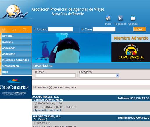 CNC multa con 440.000 euros a la Asociación de Agencias de Santa Cruz de Tenerife por recomendar precios