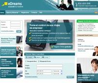 La agencia de viajes 'online' eDreams diversifica su negocio con la puesta en marcha de una división de viajes de empresa