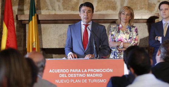 La Comunidad de Madrid pondrá en marcha un plan con 30 medidas para impulsar el Turismo como motor económico
