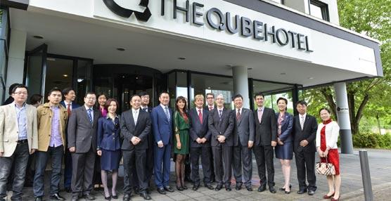 Nace The Qube Frankfort, hotel adaptado para incluir los estándares del exigente viajero chino