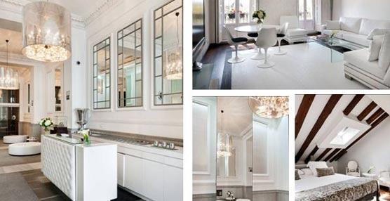 El hotel Hospes Madrid se renueva de cara a la primavera, reforzando aspectos como la luminosidad y el lujo