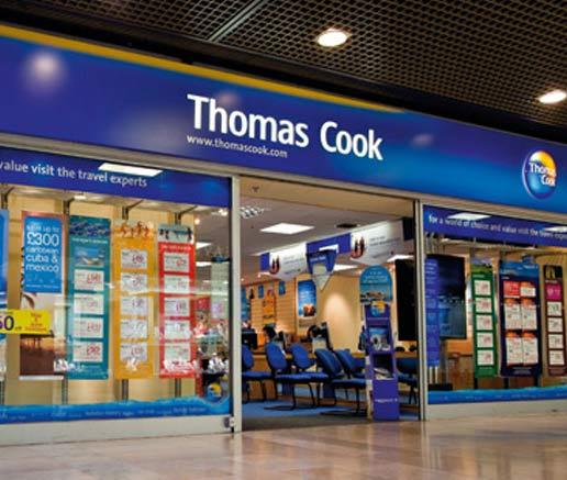 Thomas Cook reduce en un 33% sus pérdidas antes de impuestos en su primer semestre hasta los 462 millones de euros