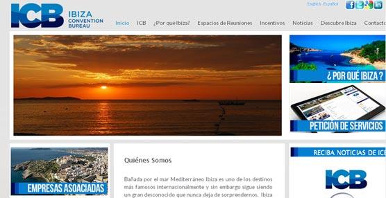 El Ibiza Convention Bureau estrena nueva página 'web' para incentivar el turismo del Sector de Reuniones y Congresos