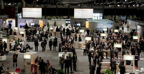 Uno de los eventos que acogió Ifema en 2012 fue el el Congreso mundial SAP TechEd.