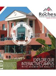 Les Roches Marbella apuesta por la realidad aumentada en una iniciativa dirigida a estudiantes, profesores y visitantes