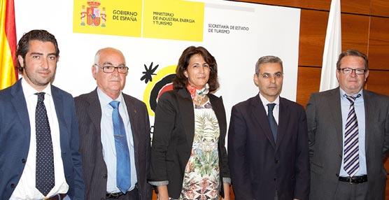 TurEspaña y la Confederación de Clubes Naúticos realizarán acciones conjuntas para fomentar el Turismo náutico español