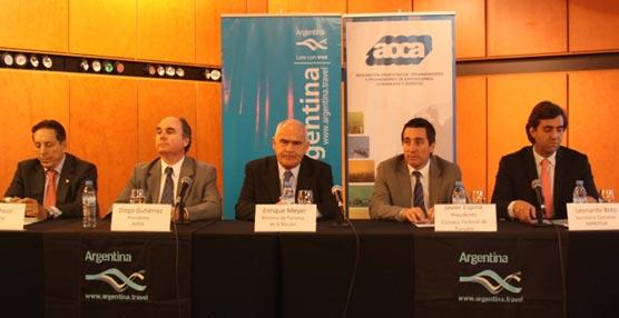 Argentina sitúa a 10 de sus ciudades dentro del ranking mundial ICCA como sedes de congresos y reuniones internacionales