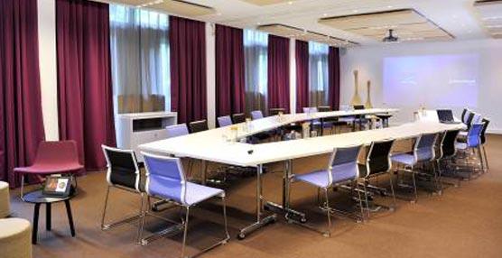 La cadena de hoteles Accor alcanza los 2.000 establecimientos equipados con salas para acoger reuniones y seminarios
