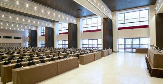 La cadena NH Hoteles recibe el 'Green Supplier Awards' por su sostenibilidad e innovación en el Turismo de Congresos